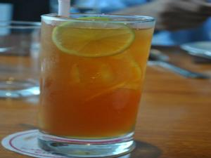 Iced Russian Tea