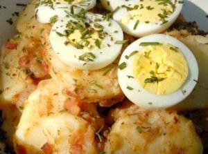 Potluck Potato Salad