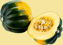 Learn How to Peel Acorn Squash