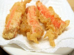 Tempura Crab Sticks