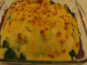 Betty's Classic Chicken Divan -- Easter