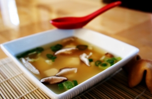 Easy Japanese Miso Soup