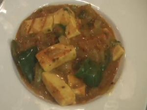 Paneer Tikka Masala : Indian Vegetarian