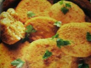 Whole Wheat Stuffed Puri