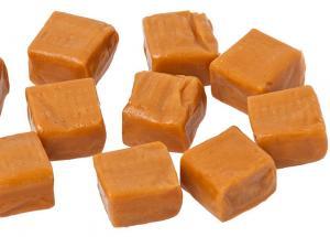 Crunchy Chewy Caramels