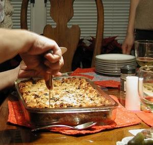 Virginia Bread Pudding