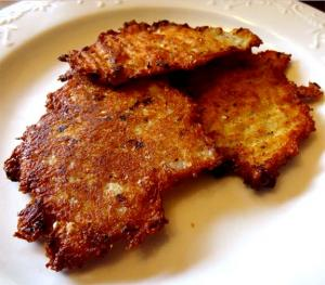 Basin Gold Potato Pancakes