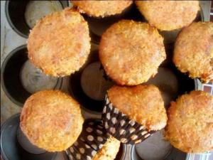 Cheddar Brunch Muffins