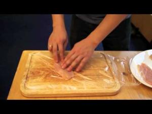 Knife Skills How To Prepare Chicken Paillards 1020495 By Seriouseats