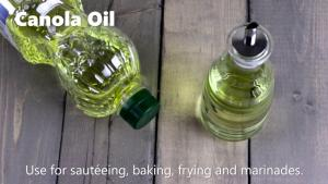 Healthy Cooking Oils 101 1020387 By Relish