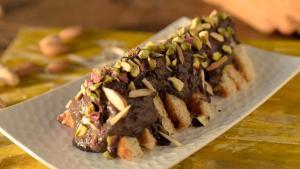 Chocolate Shahi Tukda Recipe How To Make Chocolate Shahi Tukda Recipe 1020443 By Beingindiansawesomesauce