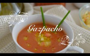 Gazpacho Con Thermomix 1020253 By Chefdemicasa