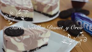 Tarta De Natillas Danet Y Galletas Oreo 1020257 By Chefdemicasa