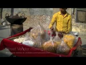 Indian Street Food How Fresh Corn Is Made 1020260 By Eateastindian