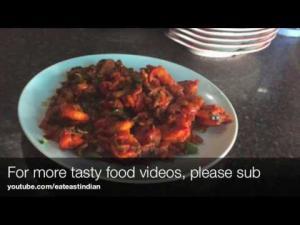 Prawns Fry Recipe Dhaba Styleindian Street Foodkerala Recipes 1020361 By Eateastindian