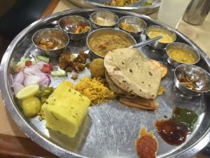 Rajasthani Thaliindian Veg Food Videowhat I Ate In Jodhpur Rajasthan 1020369 By Eateastindian