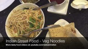 Veg Noodles Dhaba Style Indian Street Food 1020370 By Eateastindian