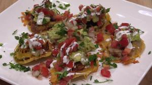 Easy Fajita Nachos Recipe Super Bowl Party Food 1020262 By Troycooks