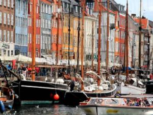 Copenhagen In Summer