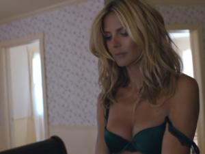 Heidi Klum Hot And Steamy With Game Of Thrones Hottie