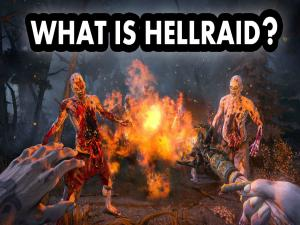What Is Hellraid Interview Gamescom 2014