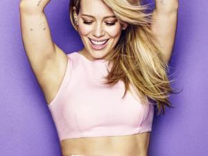 Sexy Hilary Duff Gives Up On Love