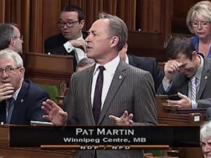 Canadian Politician Blames Tight Undies For Leaving Vote