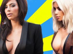 Pick Your Favorite Kim Kardashian