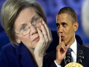 Obamas Wall Street Treasury Nominee Opposed By Elizabeth Warren