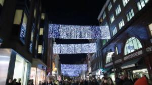 Hotspots For Christmas Shopping In London