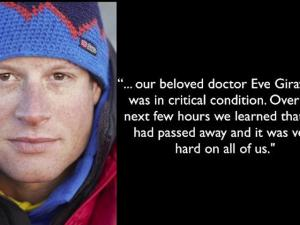 Mount Everest Avalanche Survivor Describes Tragedy On The Mountain
