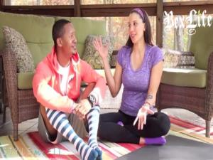 Gentle Yoga For New Moms