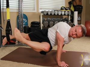 Trx Core Exercise 1