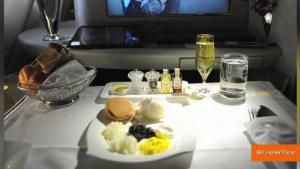 The Best Airline Food