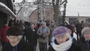 Auschwitz Survivors Mark 70 Years Since Camp Liberation