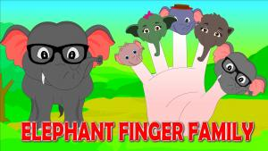 Elephant Finger Family