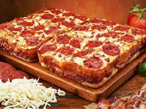 Bacon Pizza Will Probably Kill You