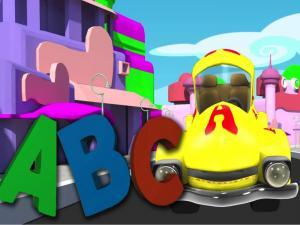 Abc Car Song