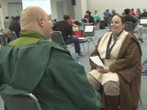 Speed Dating Star Wars Style May The Force Be With You