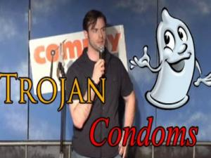 Stand Up Comedy By Matt Mcclowry Trojan Condoms