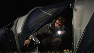 How To Locate Your Tent In The Dark 10042528 By Videojug