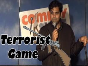 Stand Up Comedy By Abhay Nadkarni Terrorist Game Show