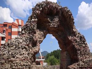 The Town Of Emperors Hisarya Bulgaria