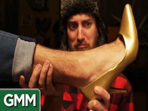 The High Heeled Lumberjack Challenge