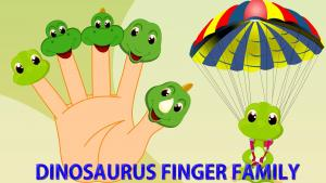 Dinosaur Finger Family
