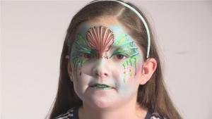 How To Do Mermaid Fancy Dress 10034171 By Videojug