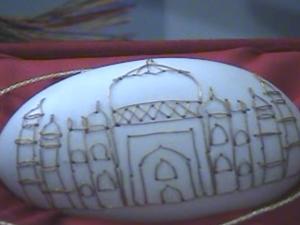 Easter Egg Decoration Designed For An Easy Find
