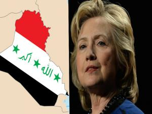 Hillary Clinton Blamed For Iraq Collapse
