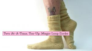 Magic Loop Socks