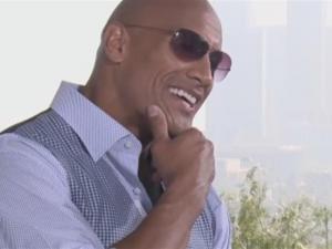 Dwayne Johnson Exceptional Amount Of Testosterone